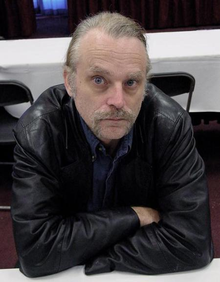 Horror Actor Brad Dourif, best known for his role as Chucky in Childsplay