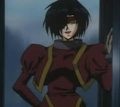 Hot Ice Hilda from Outlaw Star