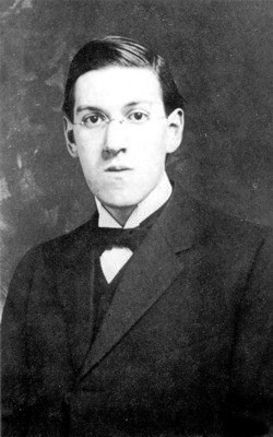 Howard Phillips Lovecraft age 25