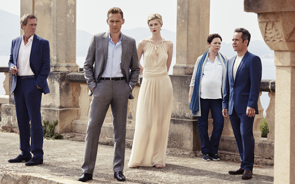 The Cast of the new AMC six-part mini series The Night Manager