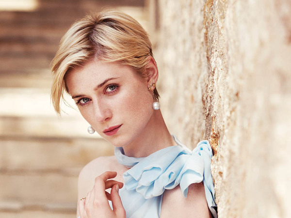 Elizabeth Debicki is Jed Marshall in The Night Manager
