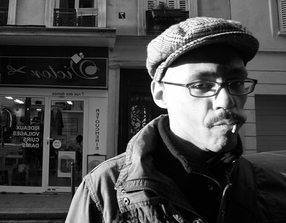 Victor LaValle, author of The Ballad of Black Tom