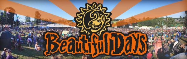 Beautiful days festival