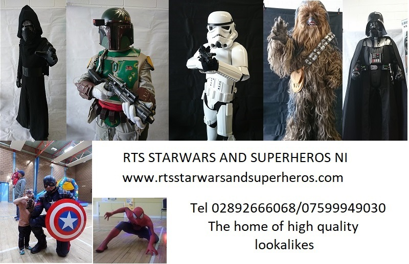 RTS Star Wars lookalikes