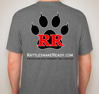 Rattlesnake Ready T-shirts