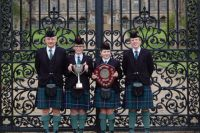 The Scottish Schools Pipe Band Championships