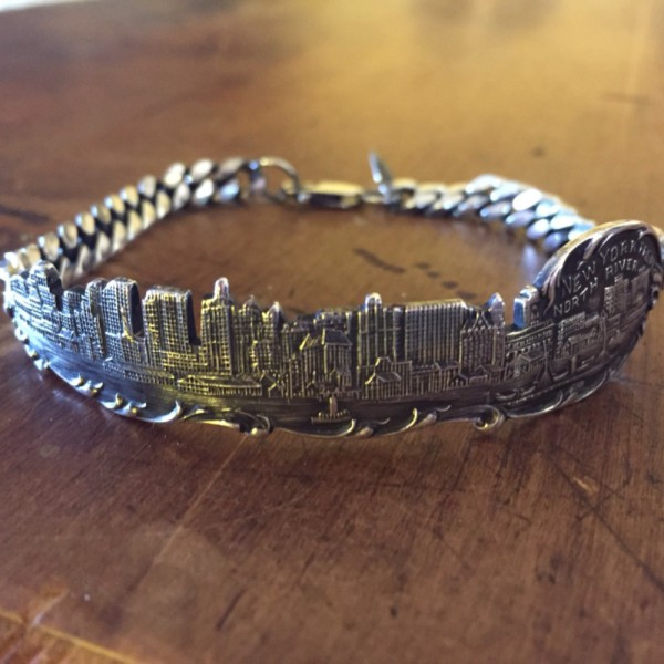 New York Skyline Bracelet