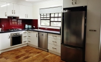 Residential Kitchen at Hilltops Retreat in Young