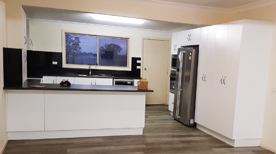 A Complete Kitchen Transformation