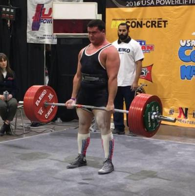 760lbs Deadlift