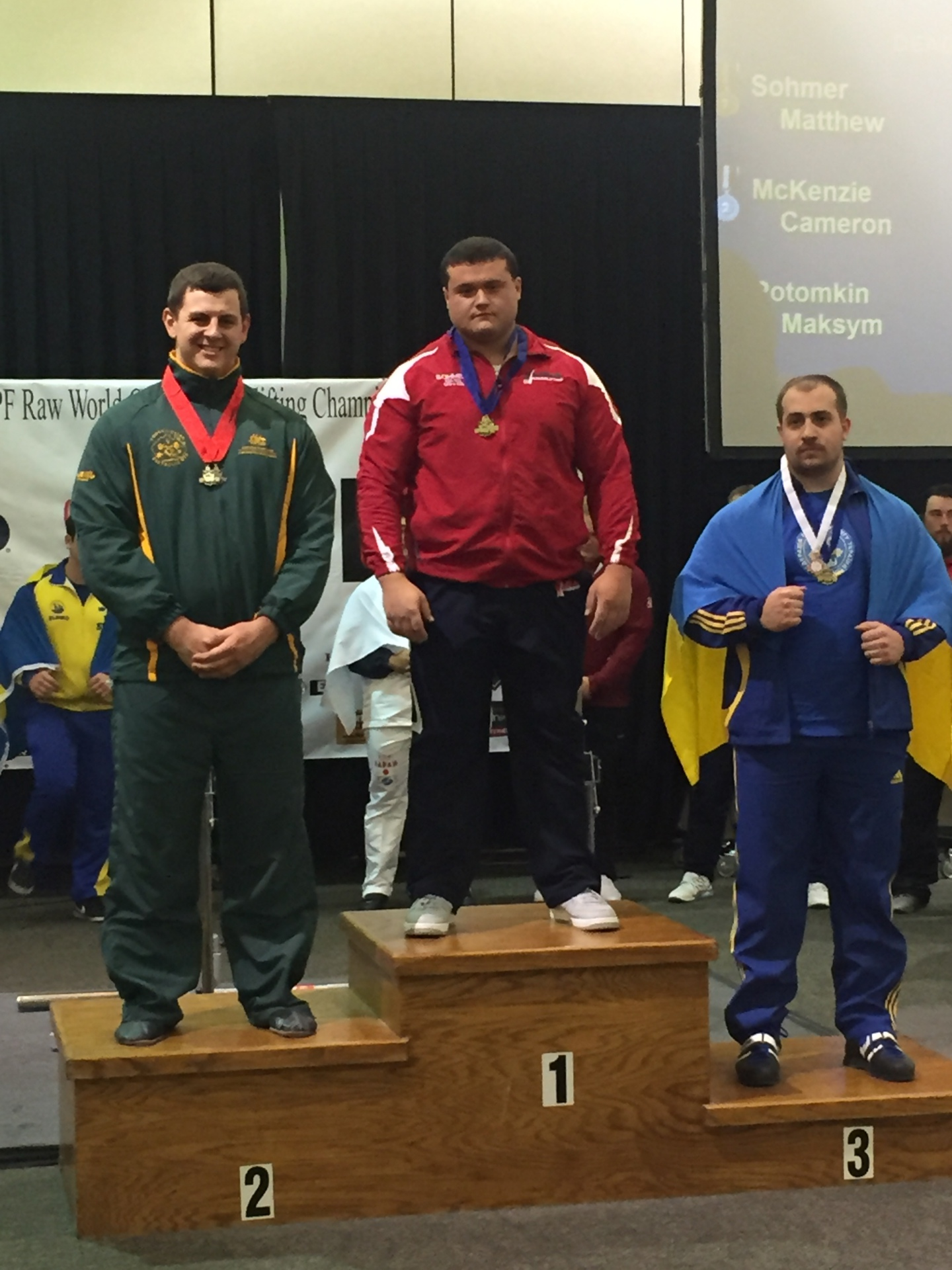 2016 IPF World Championship