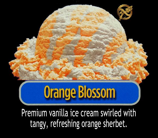 Orange Bloosm