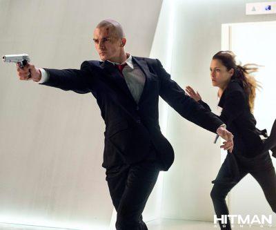 Agent 42 Hitman