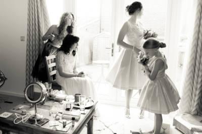 Personal Wedding Make up