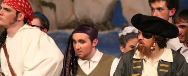 """Pirates of Penzance"" - 2014"