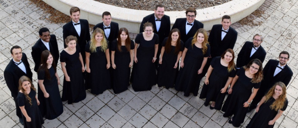FC Chorus and Chamber Singers prepare to compete