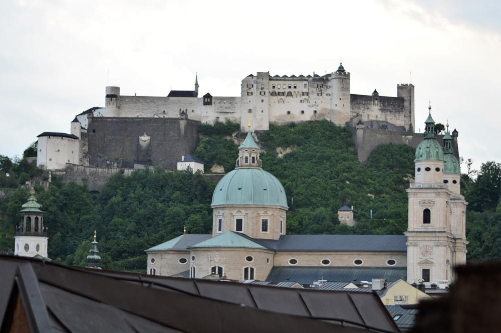 Finally in Salzburg!