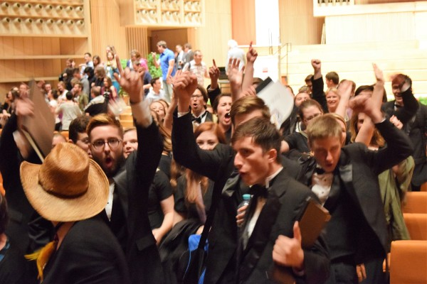 Florida College Chorus Wins Gold at International Competition.  Read More