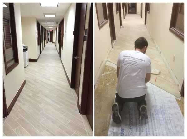 porcelain installation, marble installation, tile installation