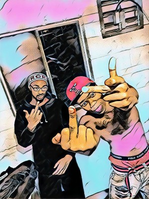 Dolo Don Skeyy cartoon animation