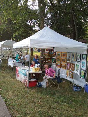 Greenway Art Festival Fun