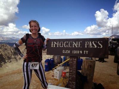 Imogene Pass Run Race Report