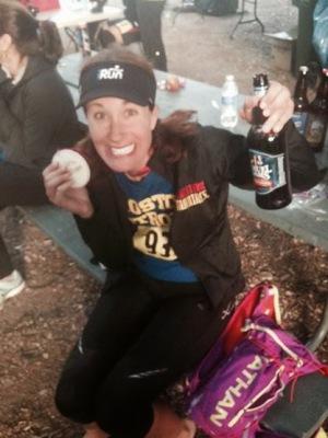 Leona Divide 50 miler 2014