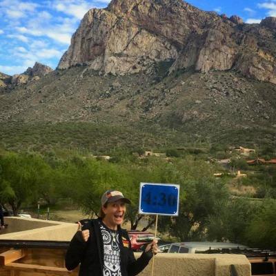 Tucson Marathon 2014
