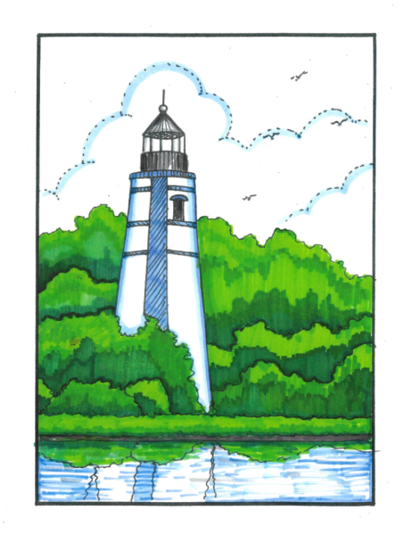 Madisonville Lighthouse