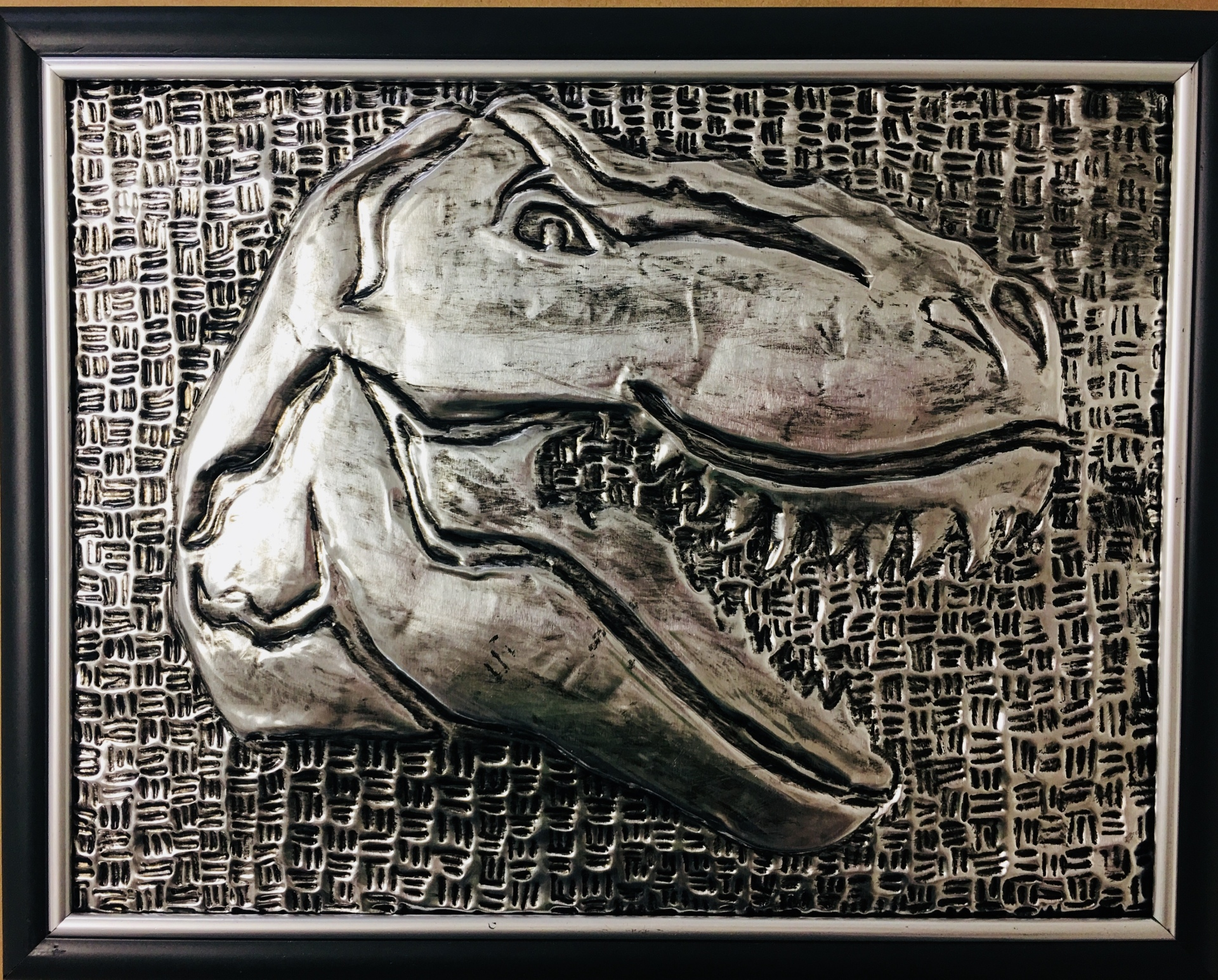 Metal embossing (Over 15 designs to choose from!)
