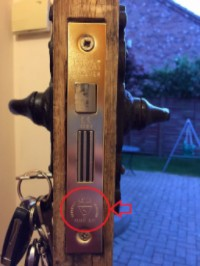 British Standard Mortise lock Insurance Standard