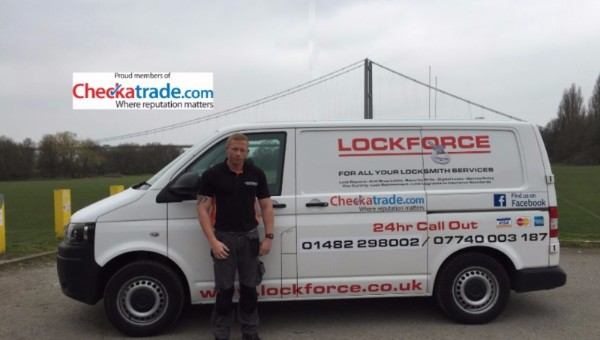 Locksmiths in Hull Van