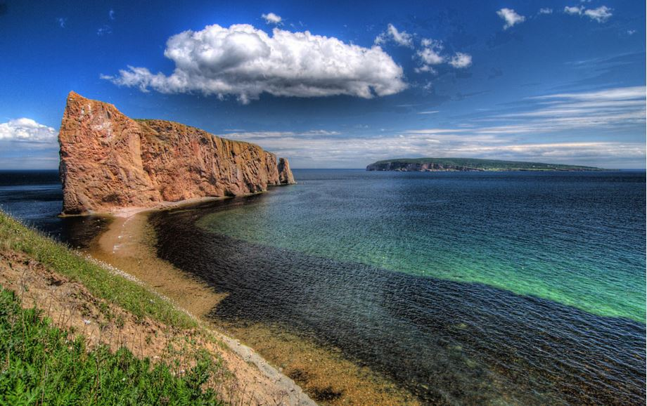Gaspe Bay