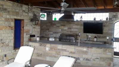 Dalton Construction Outdoor Kitchens
