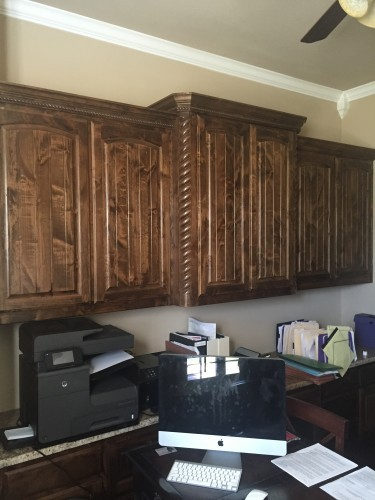 Dalton Construction Custom Cabinets