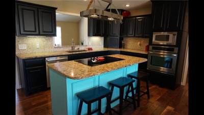 Dalton Construction Kitchen Island