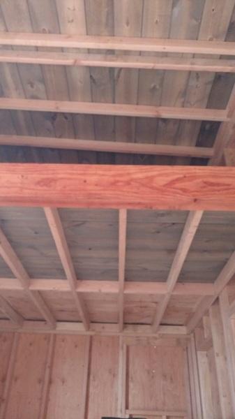 Loft inlay