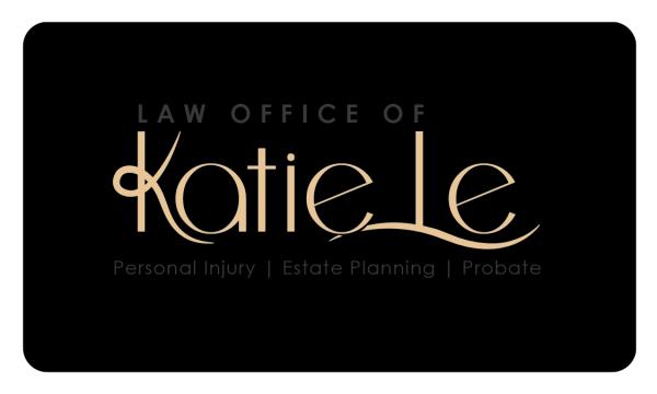Katie Le Law Firm Logo