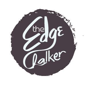 The Edge Chalker Logo