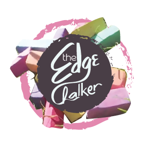 The Edge Chalker Web Logo