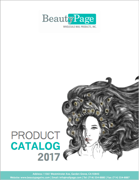 Beauty Catalog Cover Option