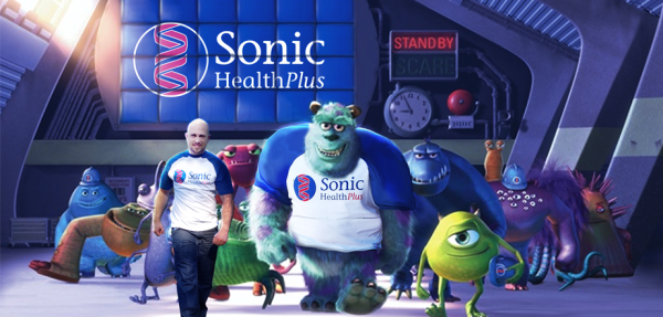 Sonic HealthPlus - 'Celebrating the journey competition'
