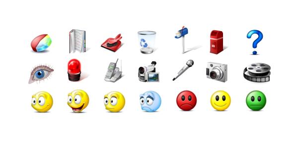 Vista Icons