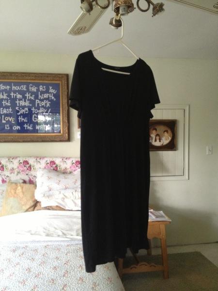 The Black Dress: chic or evolution?