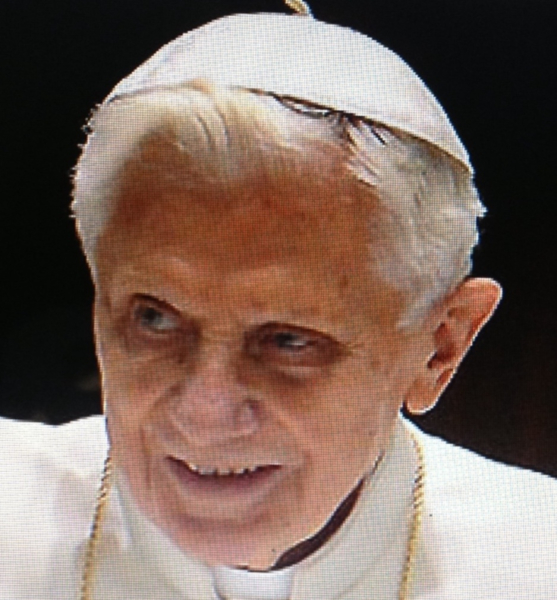 Thoughts on a Holy Father…before his retirement.