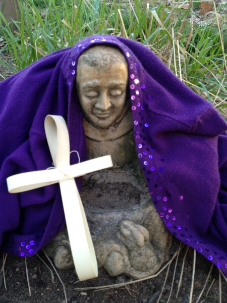 Lent…a time to be with Him.