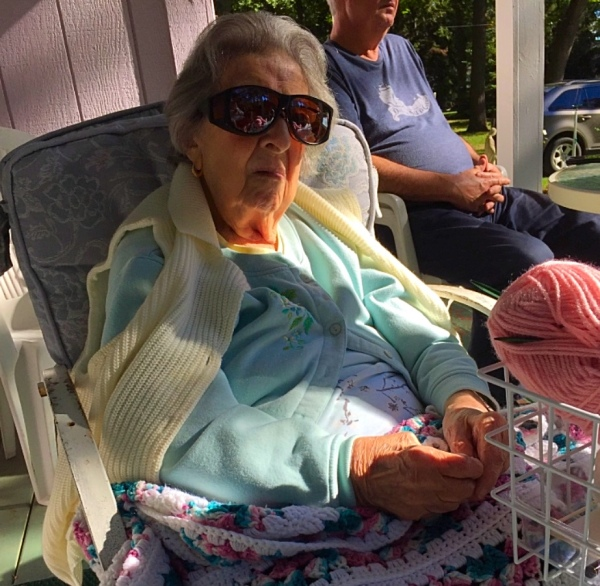 Confessions from two afternoon porch ladies