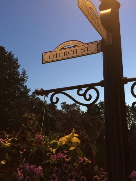 Church Street...