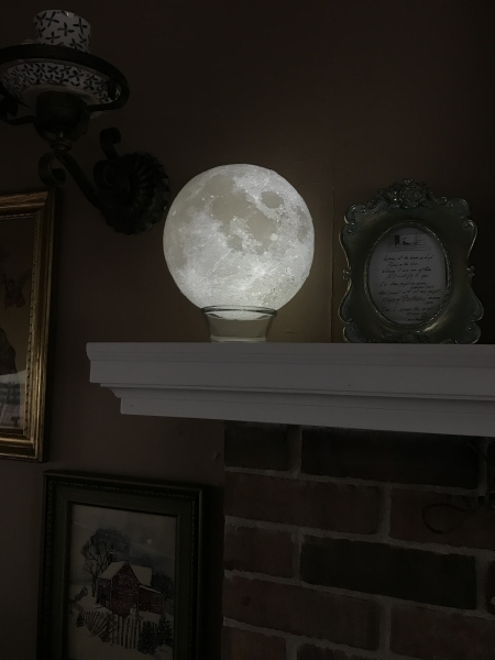 Jimmy's Moon (and little chuckles.)