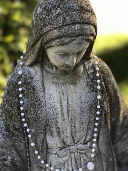 Happy Birthday dear, Mary, happy birthday to you...